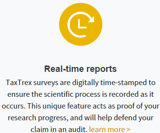 Real-time reports